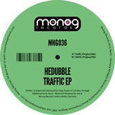 HEDUBBLE – TRAFFIC EP (MONOG RECORDS)
