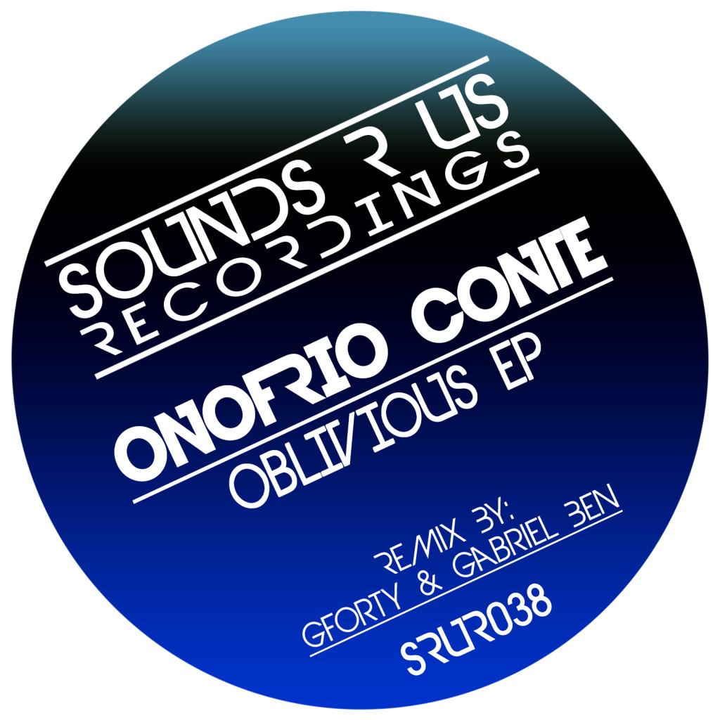 SRUR038 - Onofrio Conte - Oblivious EP