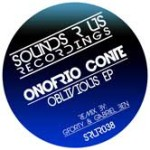 ONOFRIO CONTE – OBLIVIOUS EP (SOUNDS R US RECORDINGS)