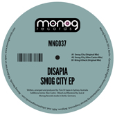 DISAPIA – SMOG CITY (MONOG RECORDS)
