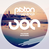 PAUL RUDDER – NEVER ENDING (PISTON RECORDINGS)