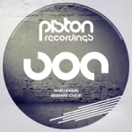 MARCUS RAUTE – BASEMENT LOVE EP (PISTON RECORDINGS)
