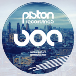 BRETT LAWRENCE – DIFFERENT HEAT EP (PISTON RECORDINGS)