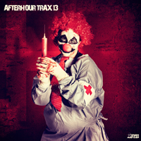 AFTERHOUR TRAX 13 (GREEN MARTIAN)