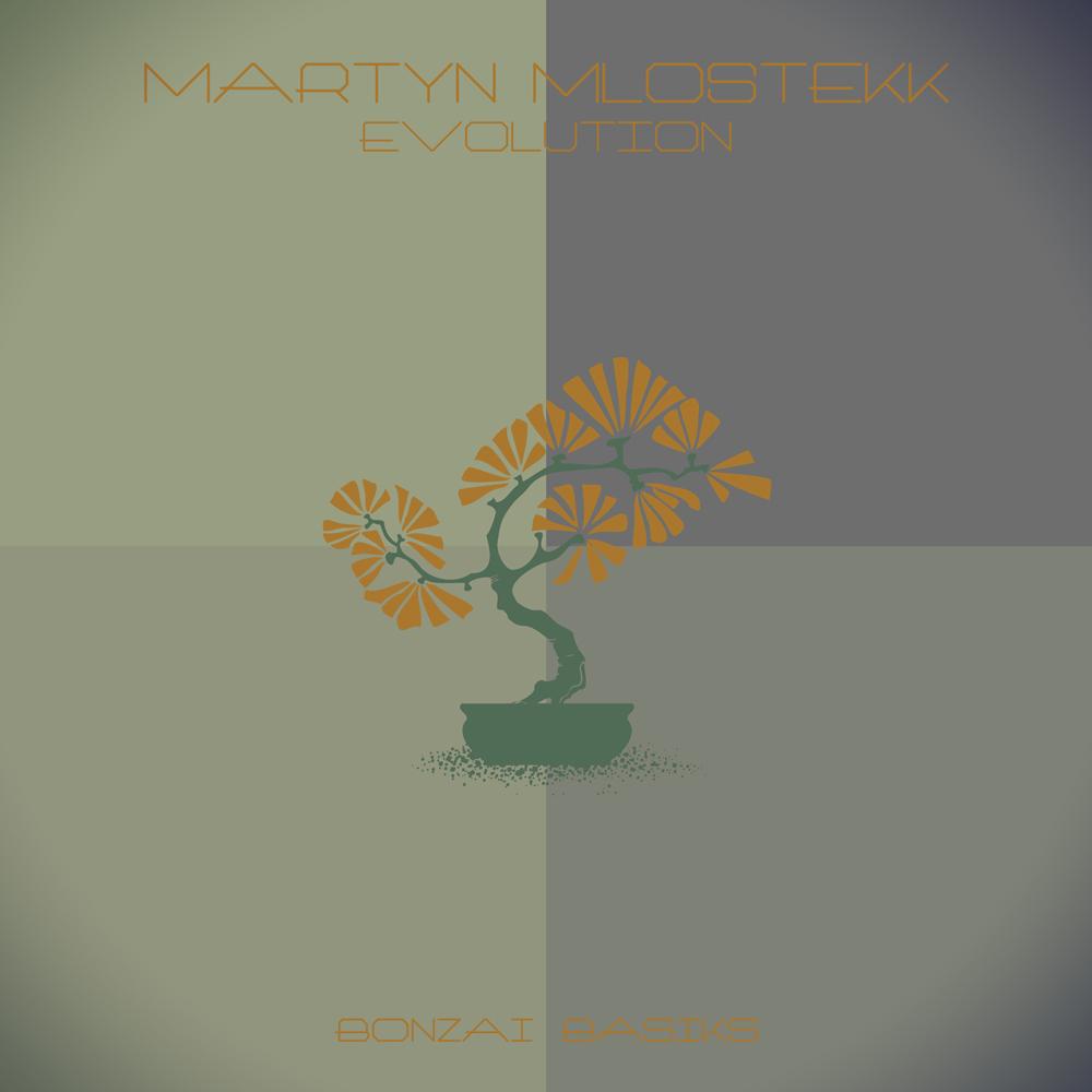 MARTYN MLOSTEKK – EVOLUTION (BONZAI BASIKS)