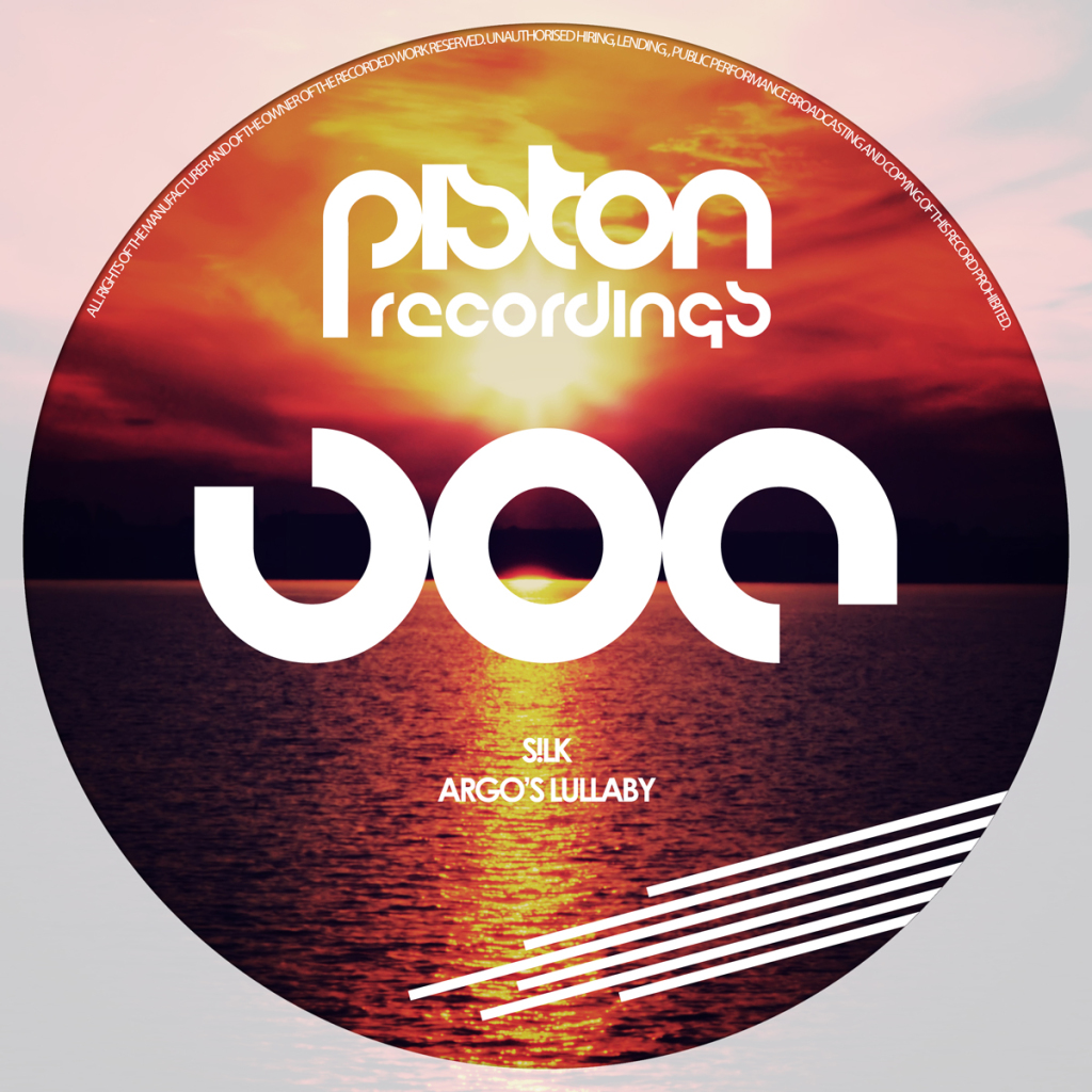 S!LK – ARGO'S LULLABY (PISTON RECORDINGS)
