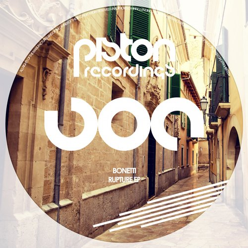 BONETTI – RUPTURE EP (PISTON RECORDINGS)