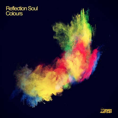 REFLECTION SOUL – COLOURS (GREEN MARTIAN)