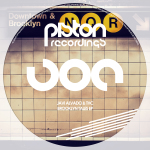 JAVI ALVADO & THC – BROOKLYN TALES EP (PISTON RECORDINGS)