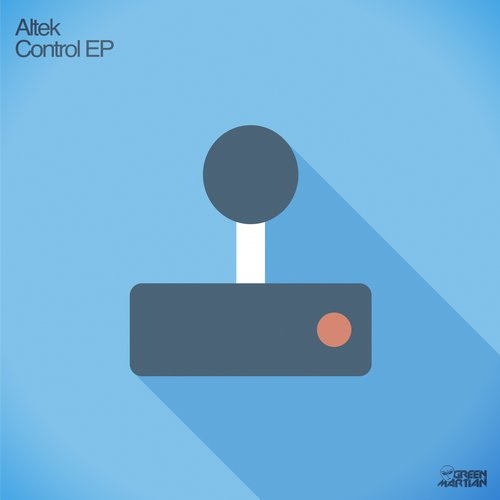 ALTEK – CONTROL EP (GREEN MARTIAN)