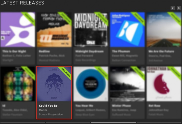 MANNI – COULD YOU BE FEATURED BY BEATPORT