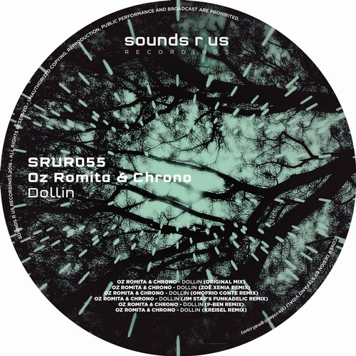 OZ ROMITA & CHRONO – DOLLIN (SOUNDS R US RECORDINGS)