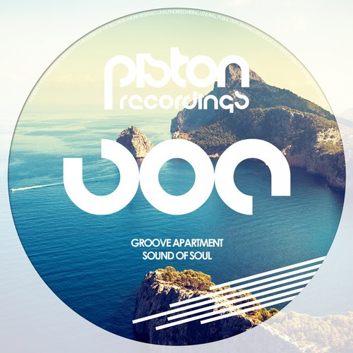 GROOVE APARTMENT – SOUND OF SOUL (PISTON RECORDINGS)