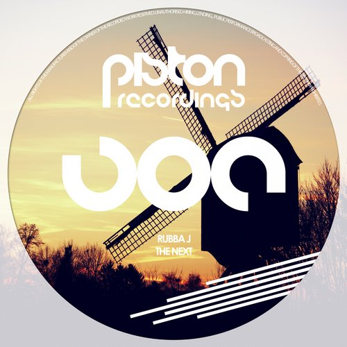 RUBBA J – THE NEXT (PISTON RECORDINGS)