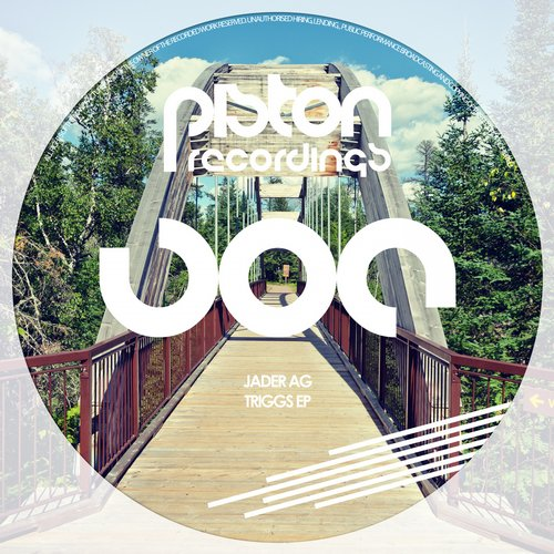 JADER AG – TRIGGS EP (PISTON RECORDINGS)