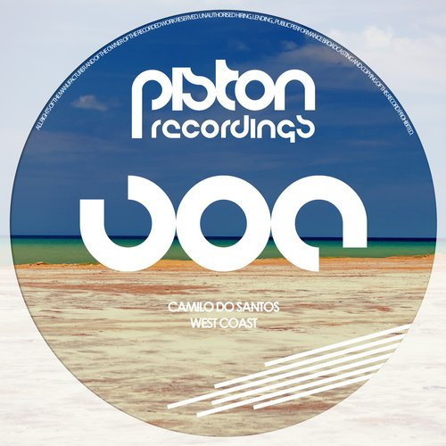 CAMILO DO SANTOS – WEST COAST (PISTON RECORDINGS)