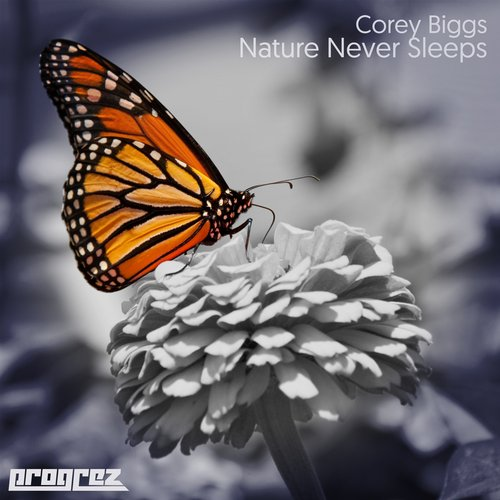 COREY BIGGS – NATURE NEVER SLEEPS (PROGREZ)