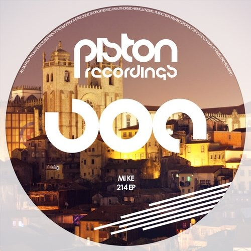 MI KE – 214 EP (PISTON RECORDINGS)