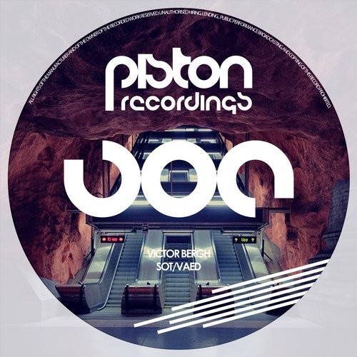VICTOR BERGH – SOT/VAED (PISTON RECORDINGS)