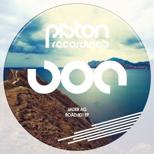JADER AG – ROAD 801 EP (PISTON RECORDINGS)