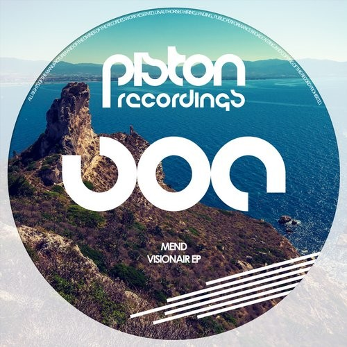 MEND – VISIONAIR EP (PISTON RECORDINGS)