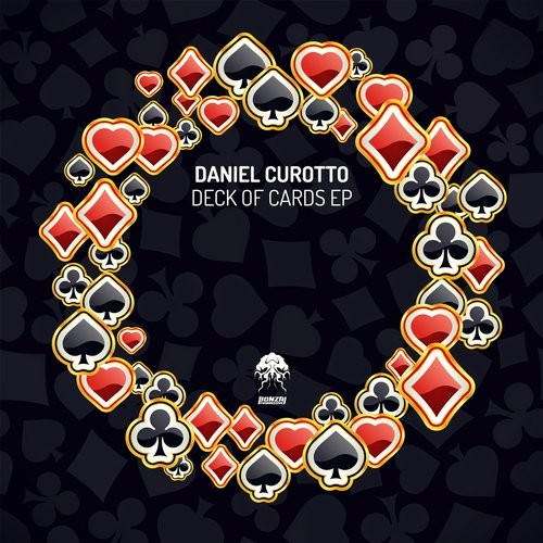 DANIELE CUROTTO – DECK OF CARDS EP (BONZAI PROGRESSIVE)