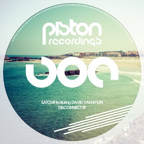 SATOUR FT. DAVID VAN BYLEN – DISCONNECT EP (PISTON RECORDINGS)