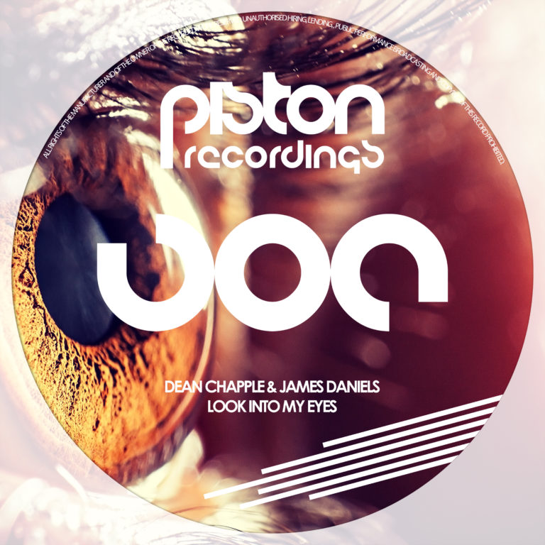 DEAN CHAPPLE & JAMES DANIELS – LOOK INTO MY EYES (PISTON RECORDINGS)
