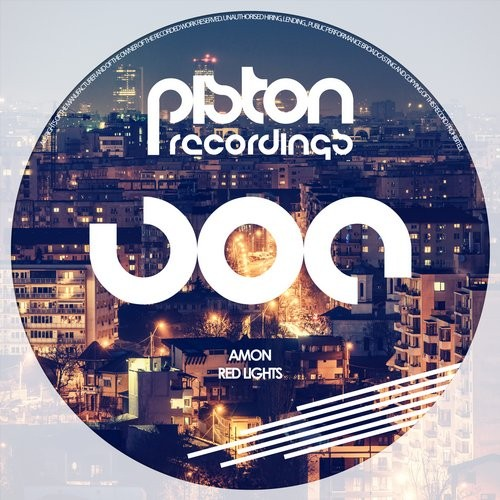 AMON – RED LIGHTS (PISTON RECORDINGS)