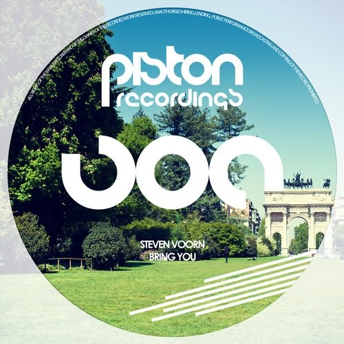STEVEN VOORN – BRING YOU (PISTON RECORDINGS)