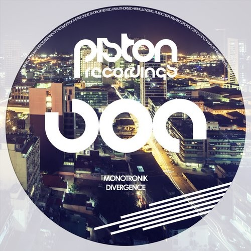 MONOTRONIK – DIVERGENCE (PISTON RECORDINGS)
