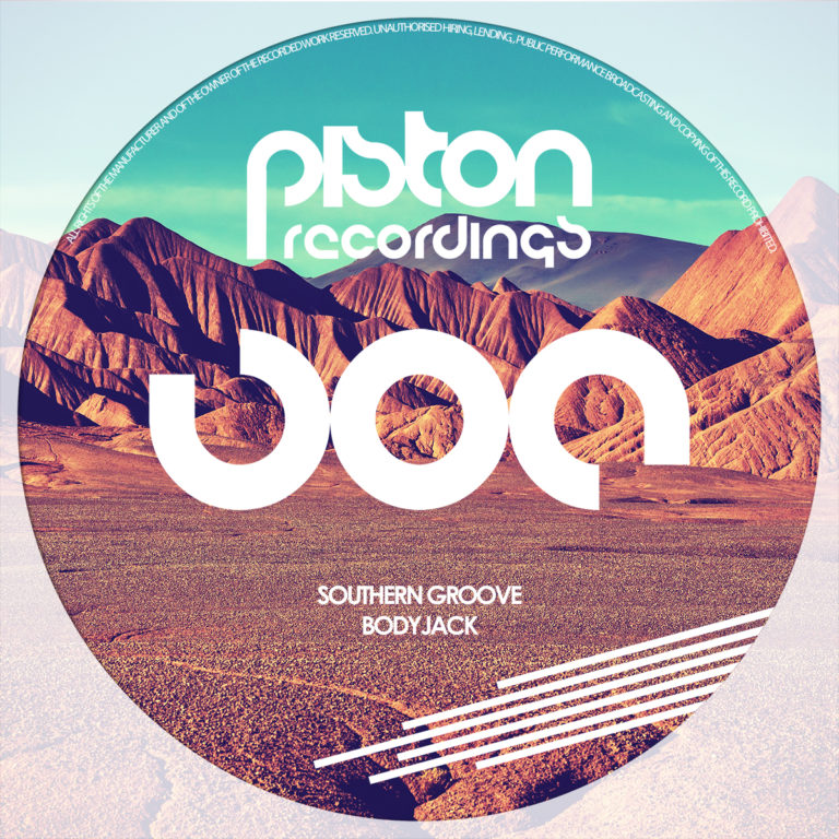 SOUTHERN GROOVE – BODYJACK (PISTON RECORDINGS