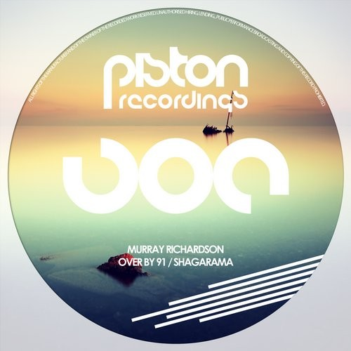 MURRAY RICHARDSON – OVER BY 91 / SHAGARAMA (PISTON RECORDINGS)