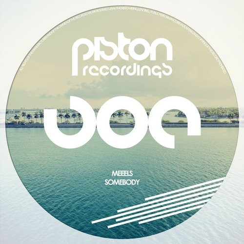 MEEELS – SOMEBODY (PISTON RECORDINGS)