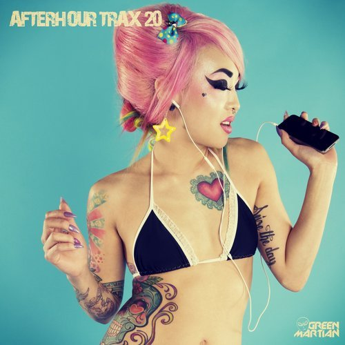 AFTERHOUR TRAX 20 (GREEN MARTIAN)