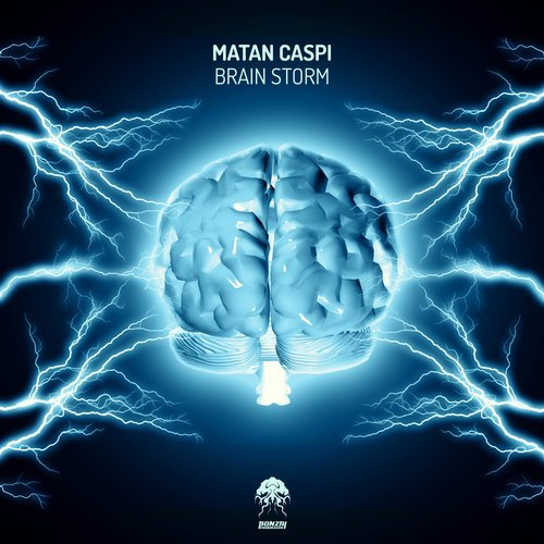 MATAN CASPI – BRAIN STORM (BONZAI PROGRESSIVE)