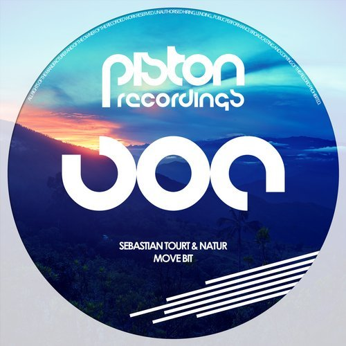 SEBASTIAN TOURT & NATUR – MOVE BIT (PISTON RECORDINGS)