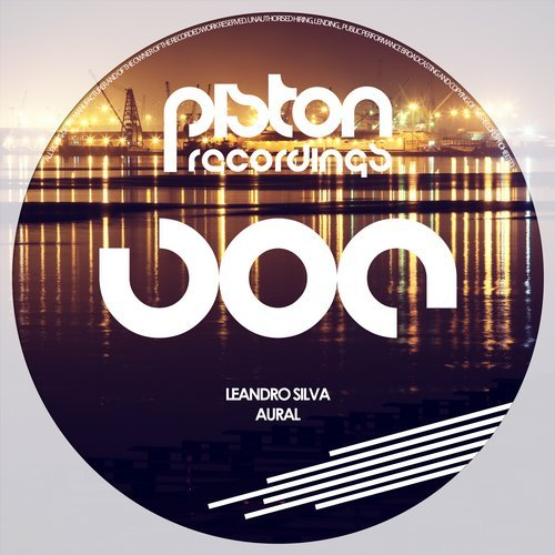 LEANDRO SILVA – AURAL (PISTON RECORDINGS)