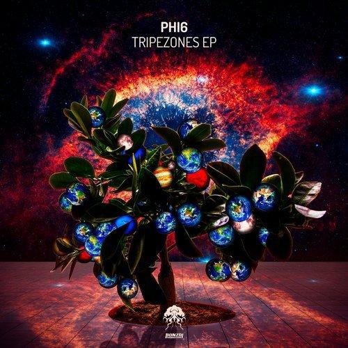 PHI6 – TRIPEZONES EP (BONZAI PROGRESSIVE)