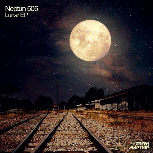 NEPTUN 505 – LUNAR EP (GREEN MARTIAN)